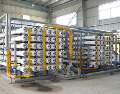 高浓度渗滤液处理工艺技术研发及应用
