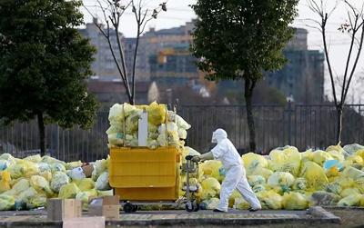 生态环境部:确保各地医疗废物废水及时有效收集转运和处理处置100%全落实