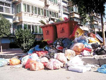 江西出台规定:生活垃圾违法投放个人最高罚款500元(图1)